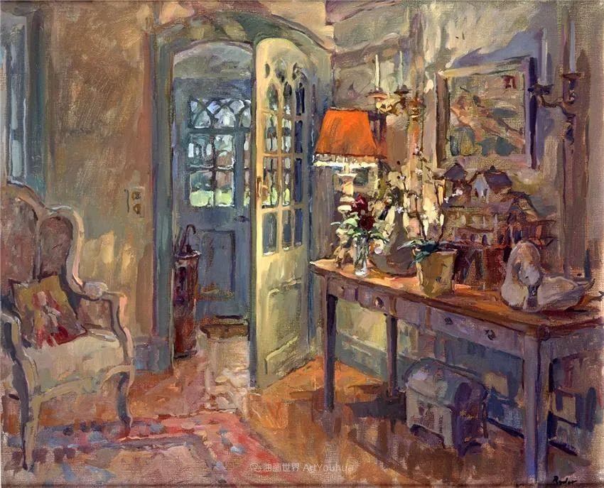 光彩的室内、明媚的露台,冷暖色调都很赞!插图97