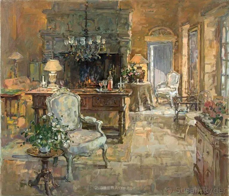 光彩的室内、明媚的露台,冷暖色调都很赞!插图103