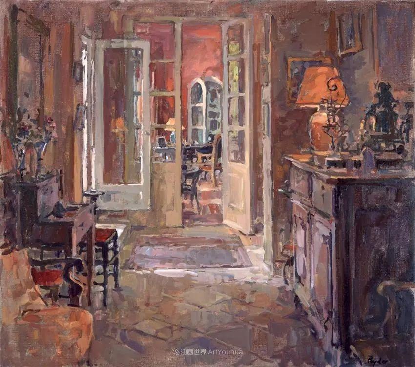 光彩的室内、明媚的露台,冷暖色调都很赞!插图111