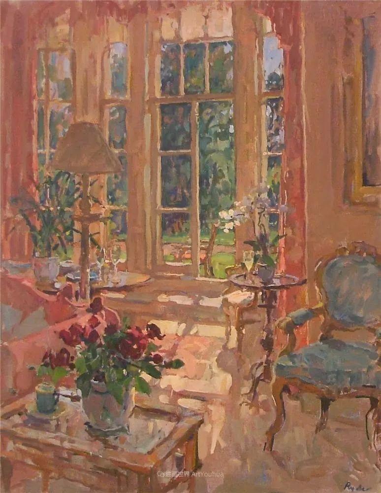 光彩的室内、明媚的露台,冷暖色调都很赞!插图117