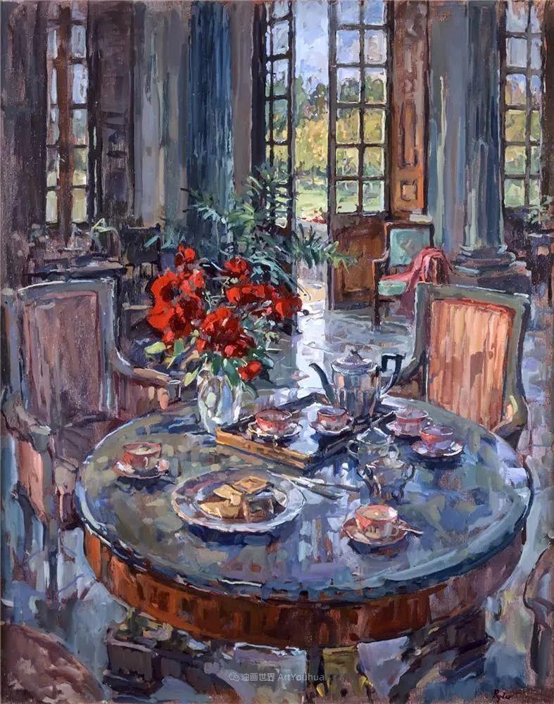 光彩的室内、明媚的露台,冷暖色调都很赞!插图119