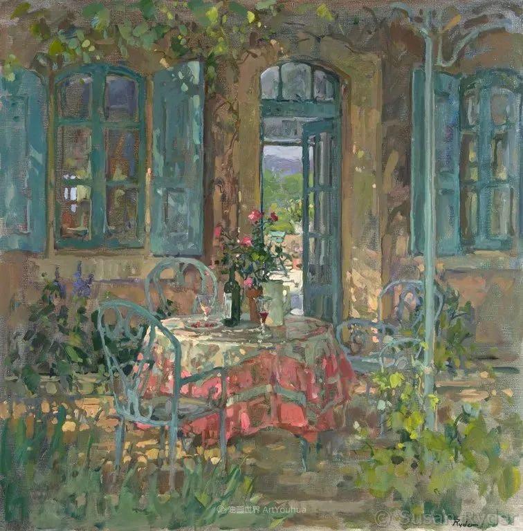 光彩的室内、明媚的露台,冷暖色调都很赞!插图125