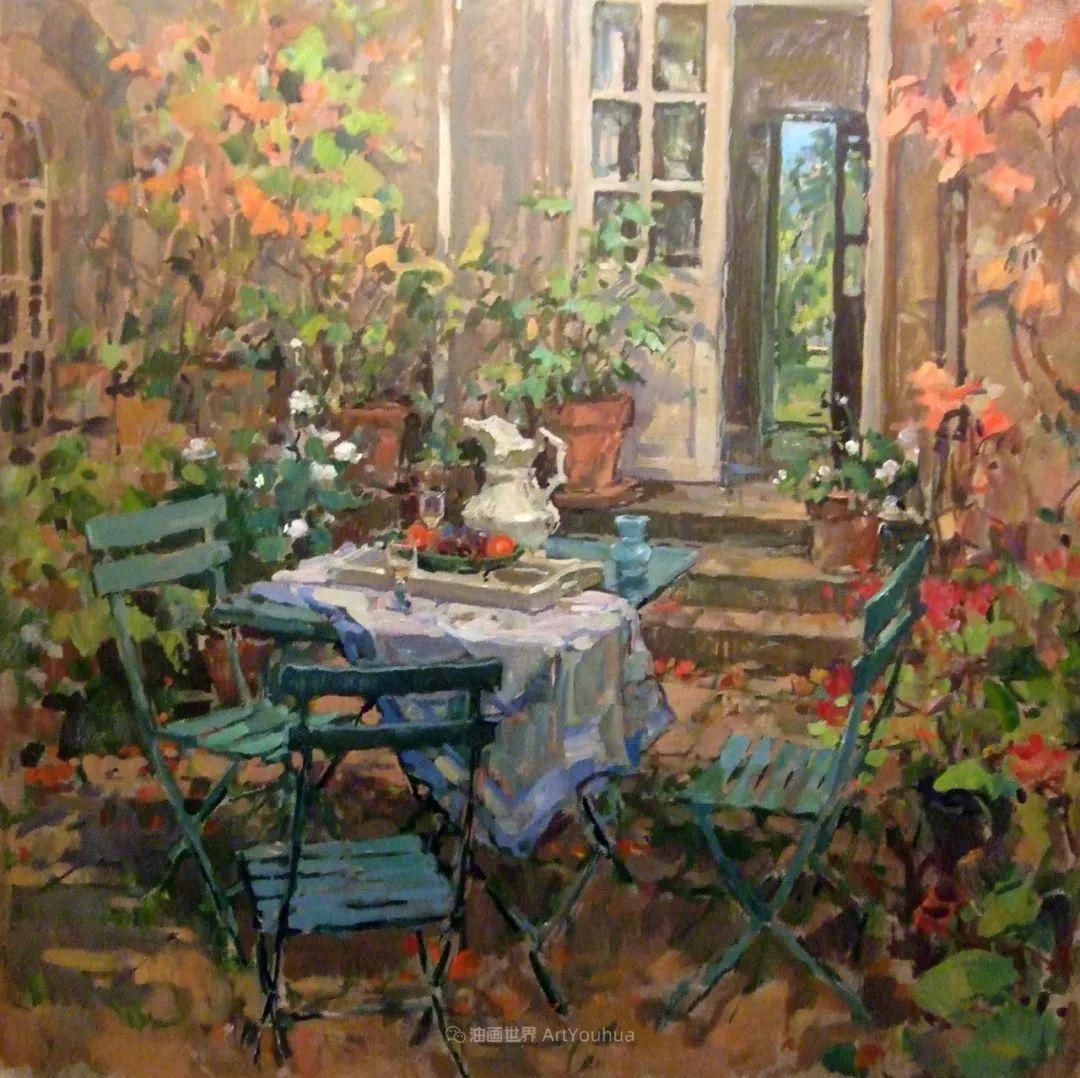 光彩的室内、明媚的露台,冷暖色调都很赞!插图131