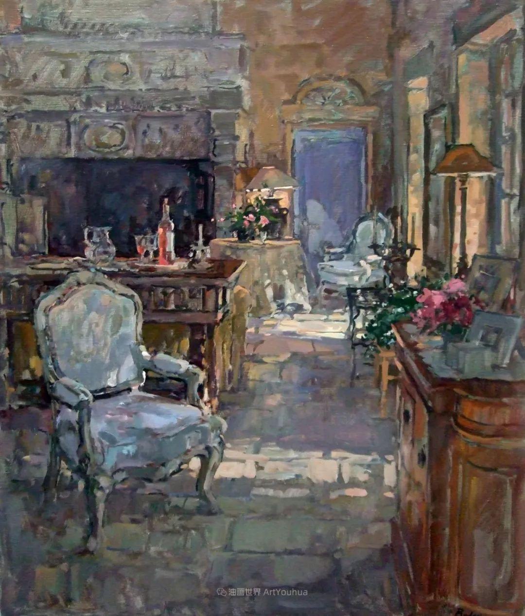 光彩的室内、明媚的露台,冷暖色调都很赞!插图133