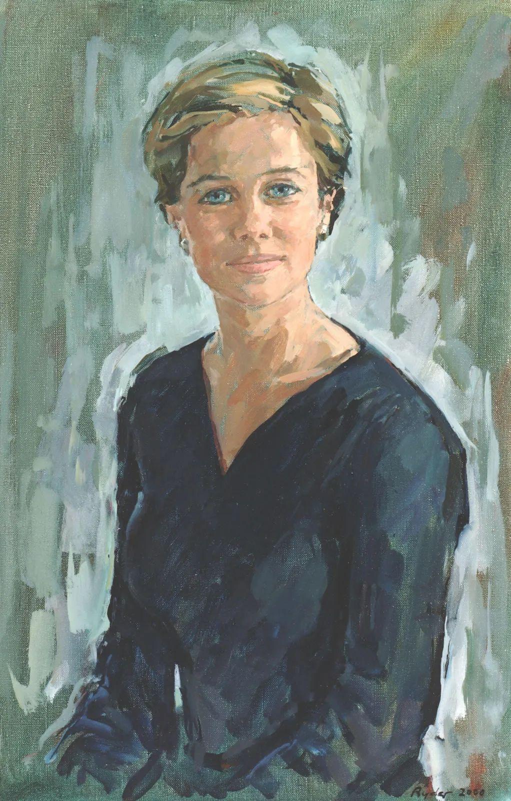 英国女画家苏珊·莱德人物作品插图31