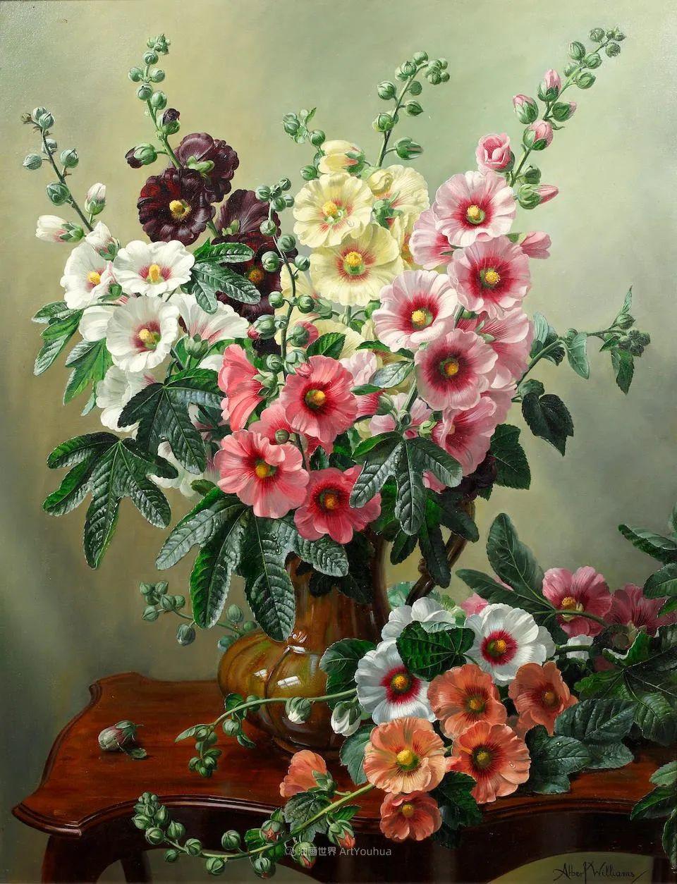 他几乎每天都绘画,尤其是春天到深秋的季节插图35