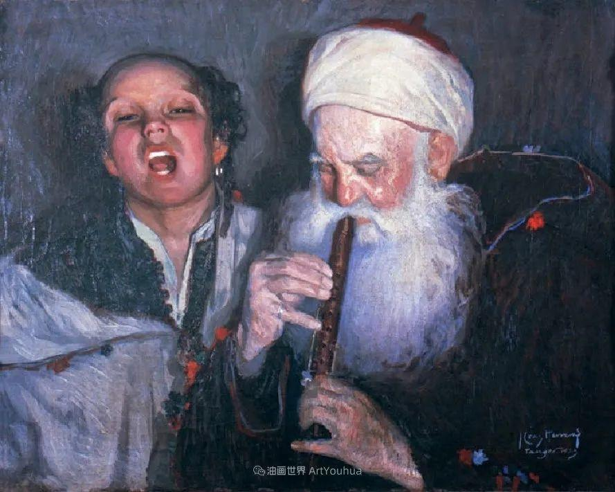 西班牙画家何塞·克鲁斯·埃雷拉人物作品欣赏插图49