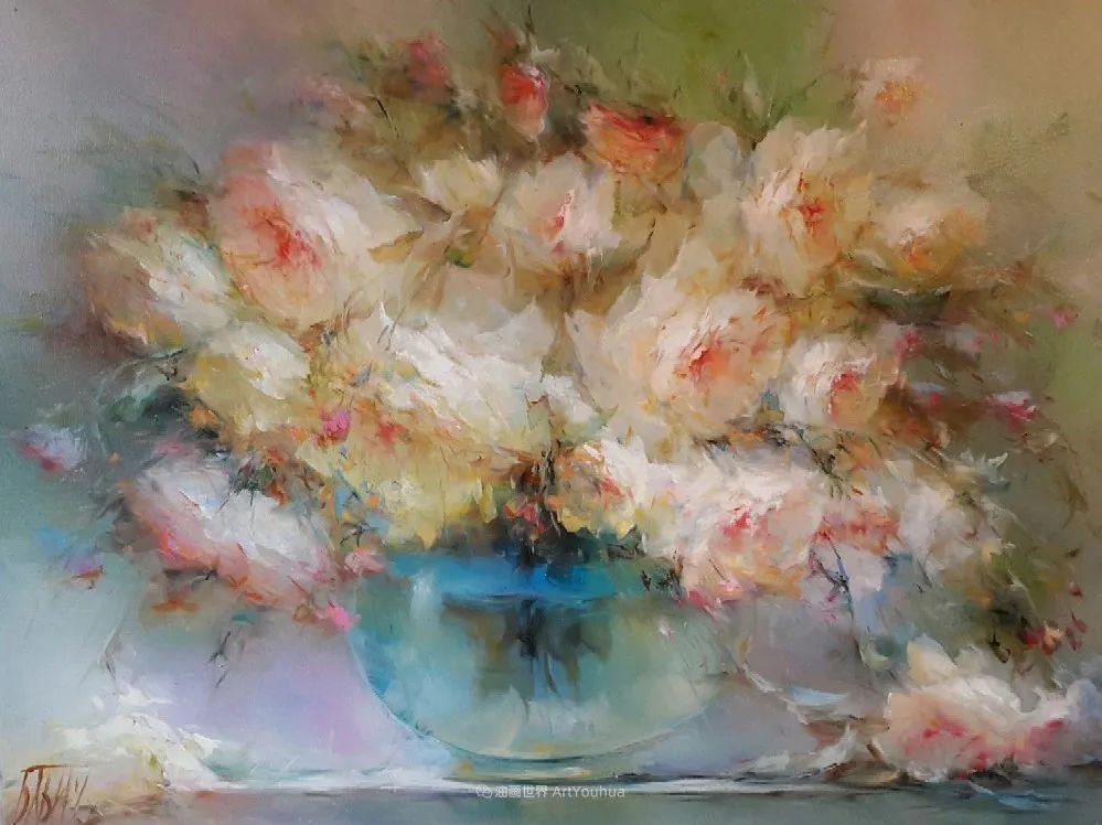 他绝对拥有绘画魔力,把花束画得如此之美插图5