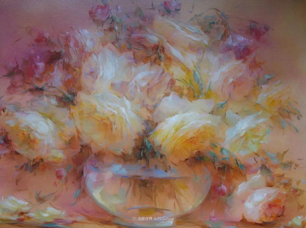 他绝对拥有绘画魔力,把花束画得如此之美插图7