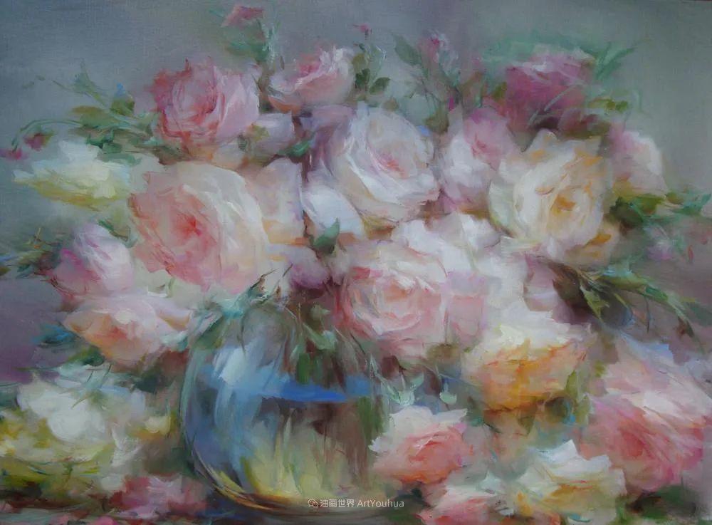 他绝对拥有绘画魔力,把花束画得如此之美插图11