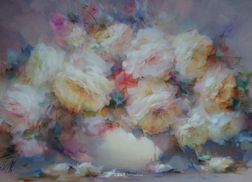 他绝对拥有绘画魔力,把花束画得如此之美插图15