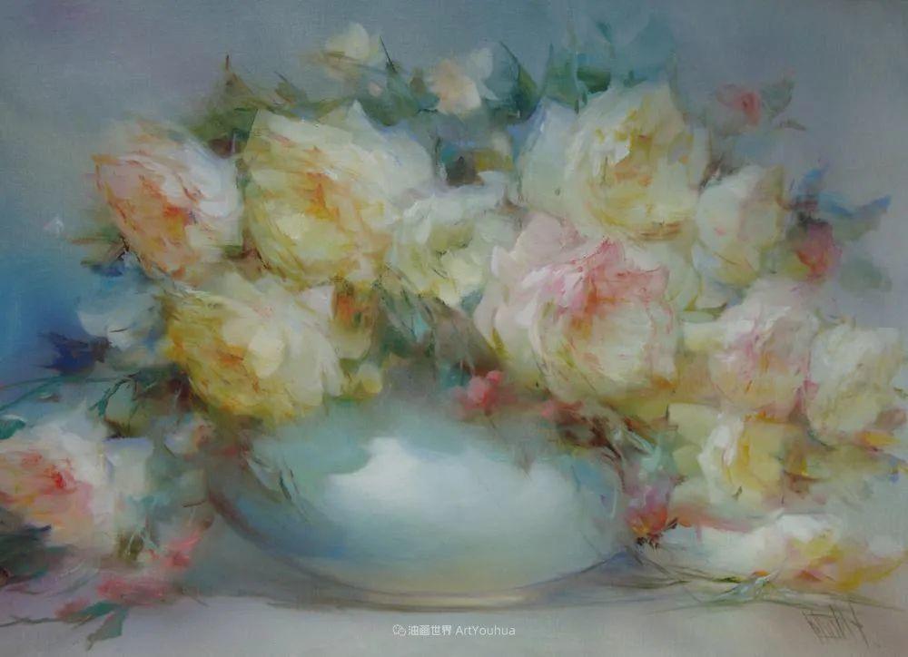 他绝对拥有绘画魔力,把花束画得如此之美插图17