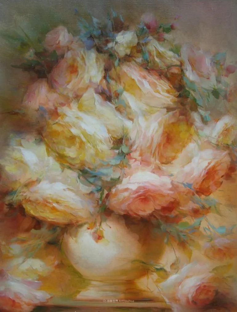 他绝对拥有绘画魔力,把花束画得如此之美插图19