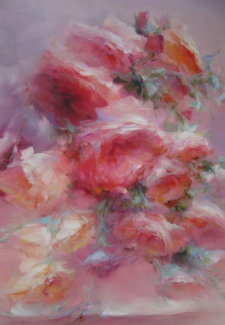 他绝对拥有绘画魔力,把花束画得如此之美插图21