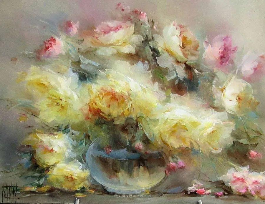 他绝对拥有绘画魔力,把花束画得如此之美插图23