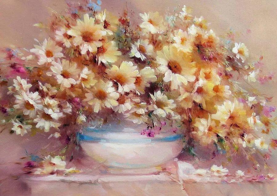 他绝对拥有绘画魔力,把花束画得如此之美插图39