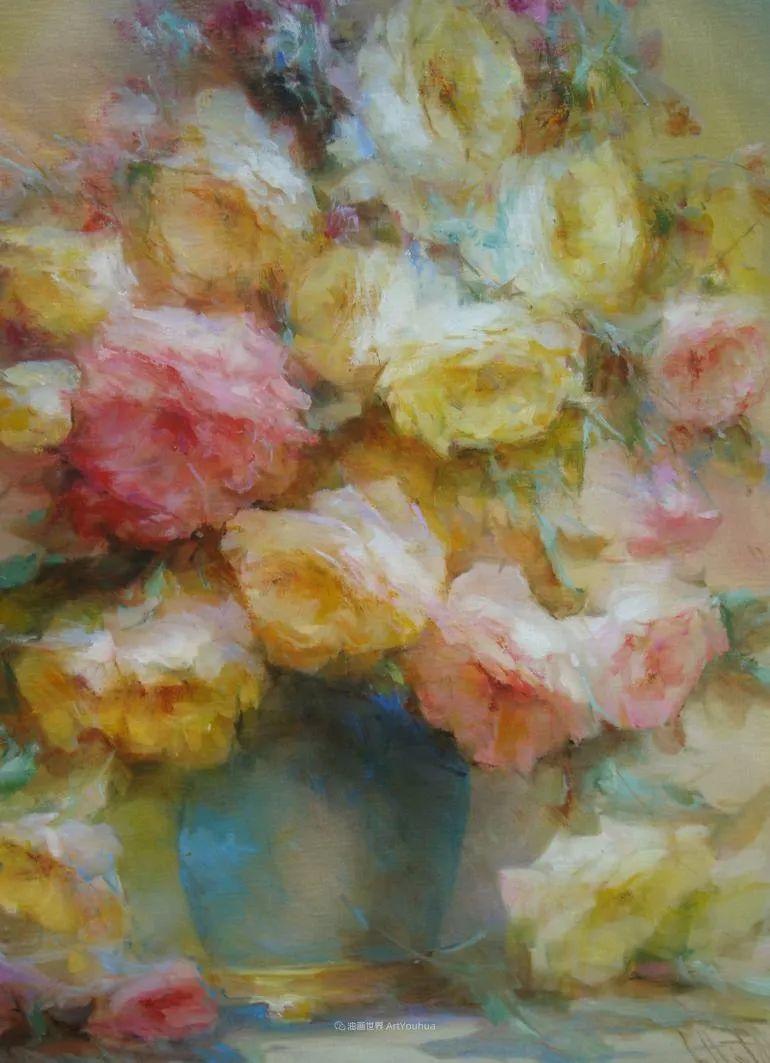 他绝对拥有绘画魔力,把花束画得如此之美插图45