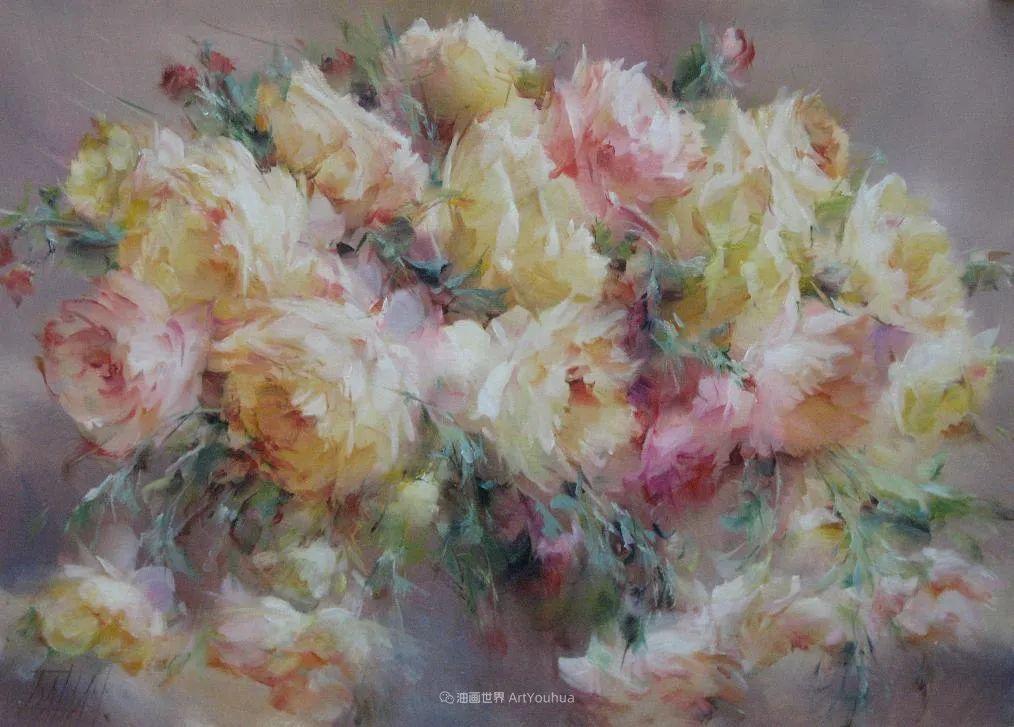 他绝对拥有绘画魔力,把花束画得如此之美插图49