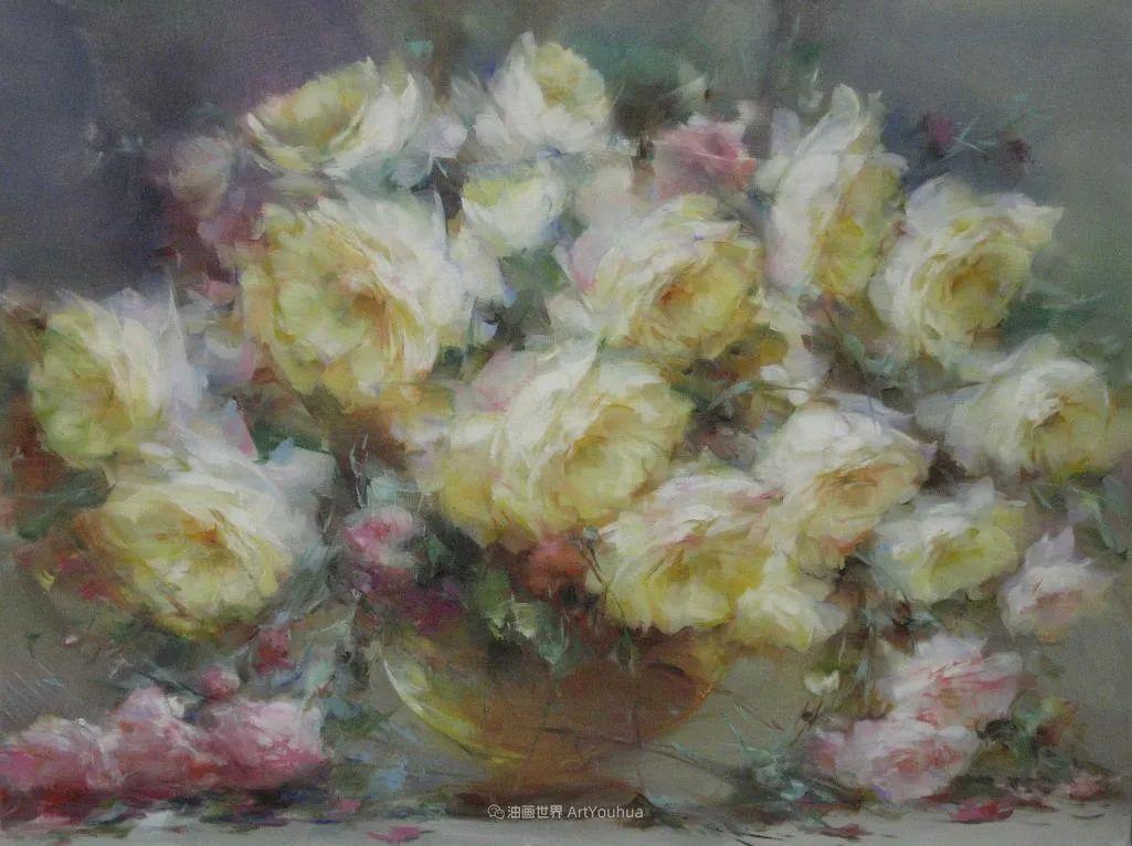他绝对拥有绘画魔力,把花束画得如此之美插图53