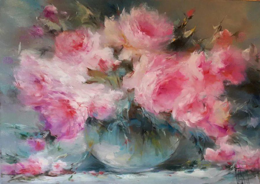 他绝对拥有绘画魔力,把花束画得如此之美插图55