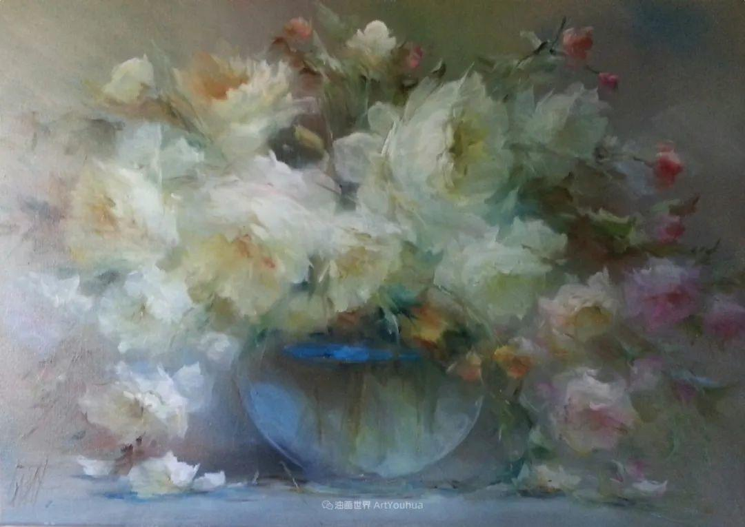 他绝对拥有绘画魔力,把花束画得如此之美插图59