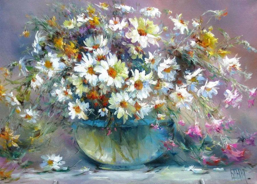 他绝对拥有绘画魔力,把花束画得如此之美插图67