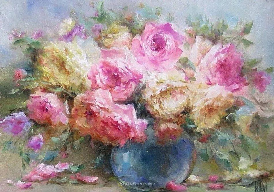 他绝对拥有绘画魔力,把花束画得如此之美插图81