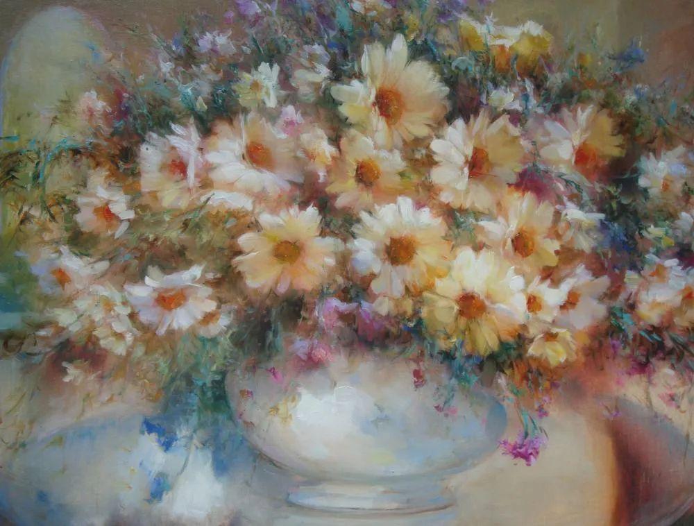 他绝对拥有绘画魔力,把花束画得如此之美插图119