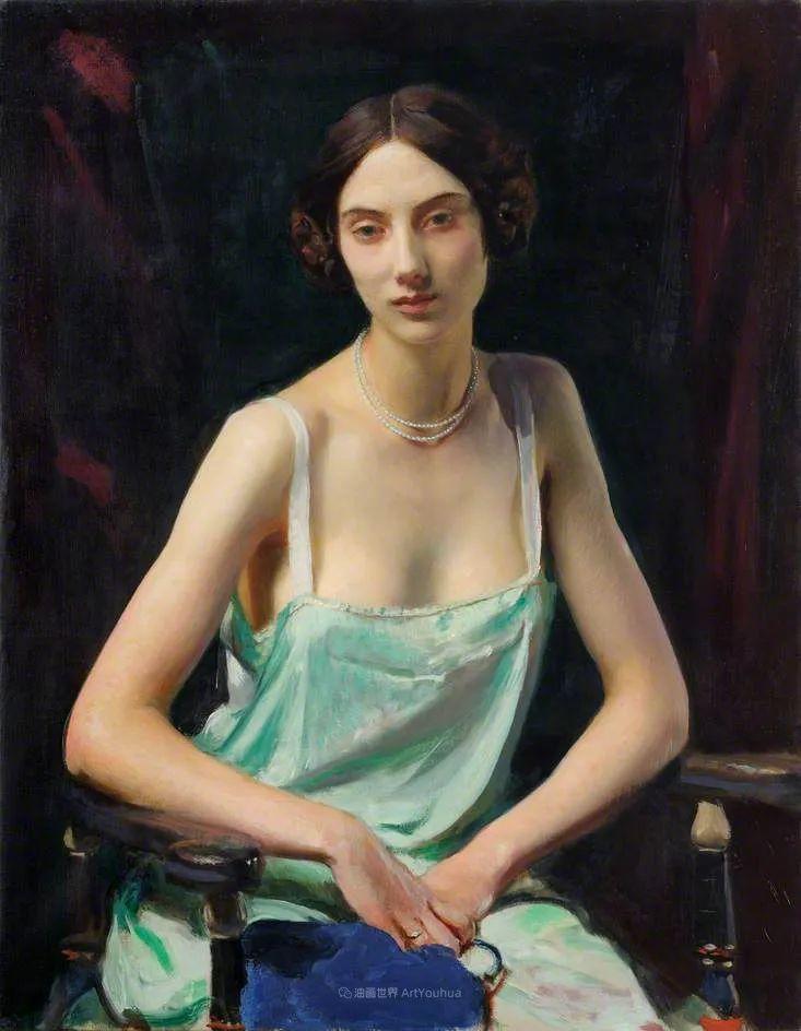 英国浪漫主义晚期肖像画家,皇家美术学院院士乔治·沃森插图3