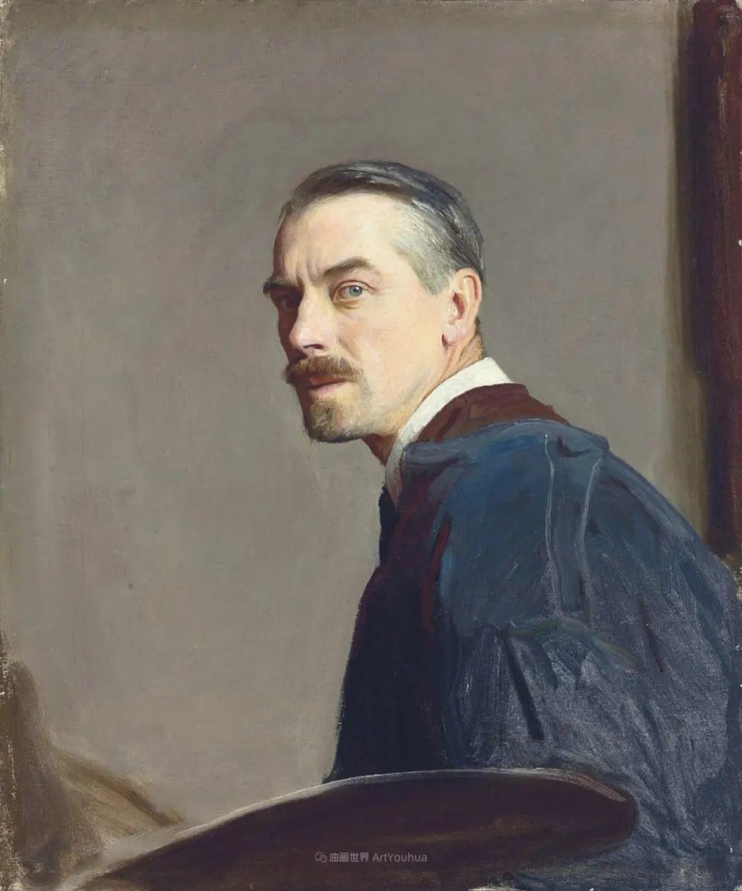 英国浪漫主义晚期肖像画家,皇家美术学院院士乔治·沃森插图7