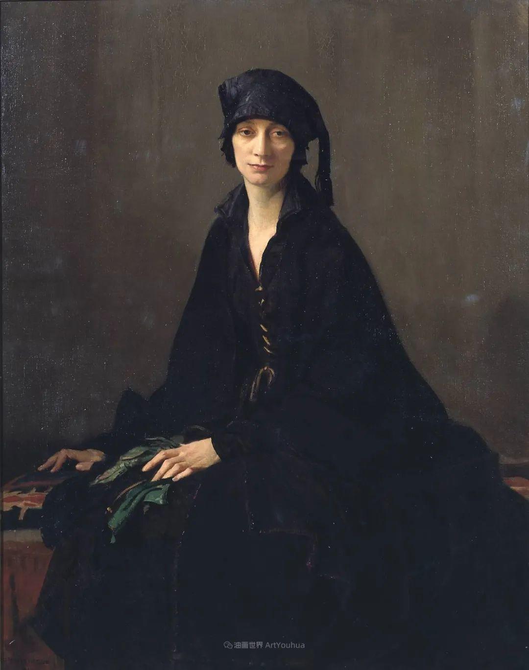 英国浪漫主义晚期肖像画家,皇家美术学院院士乔治·沃森插图9