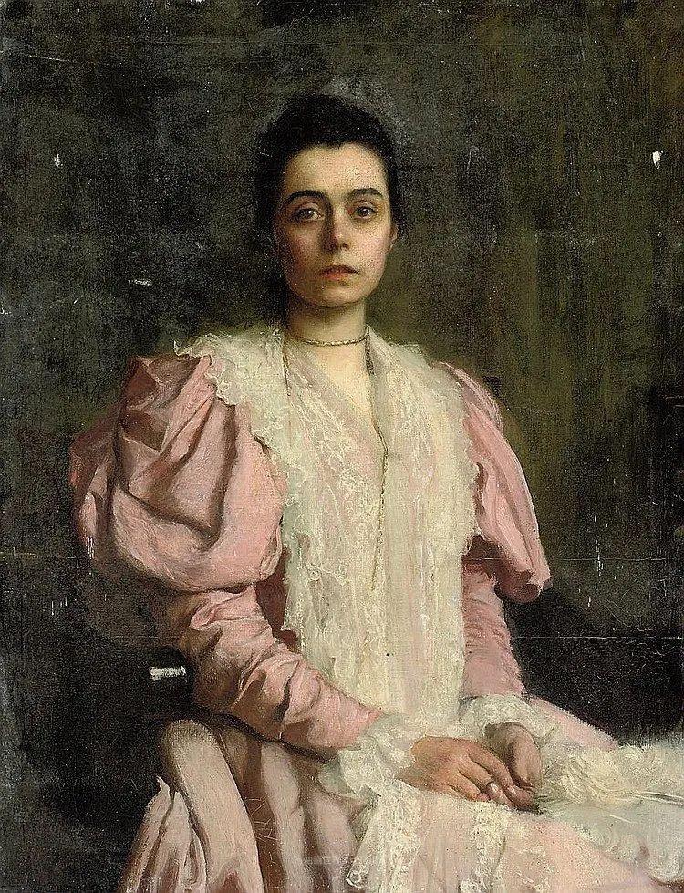 英国浪漫主义晚期肖像画家,皇家美术学院院士乔治·沃森插图21