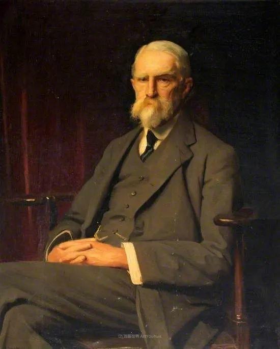 英国浪漫主义晚期肖像画家,皇家美术学院院士乔治·沃森插图41