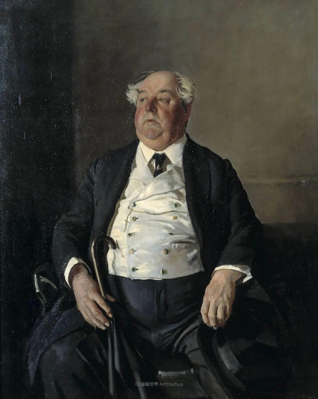 英国浪漫主义晚期肖像画家,皇家美术学院院士乔治·沃森插图45