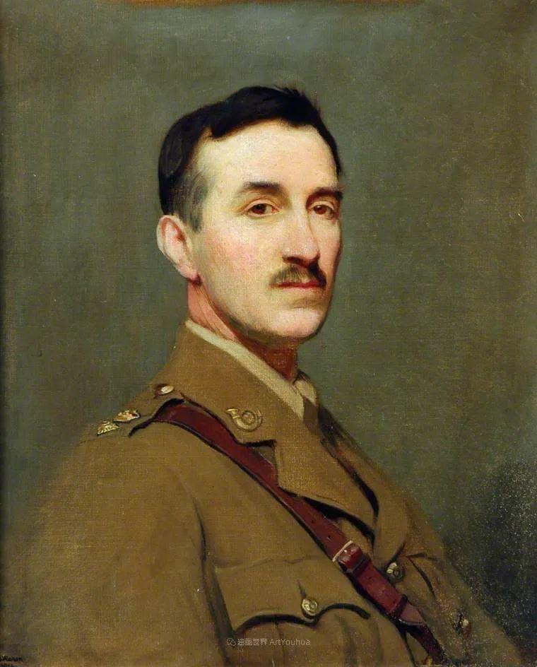 英国浪漫主义晚期肖像画家,皇家美术学院院士乔治·沃森插图47