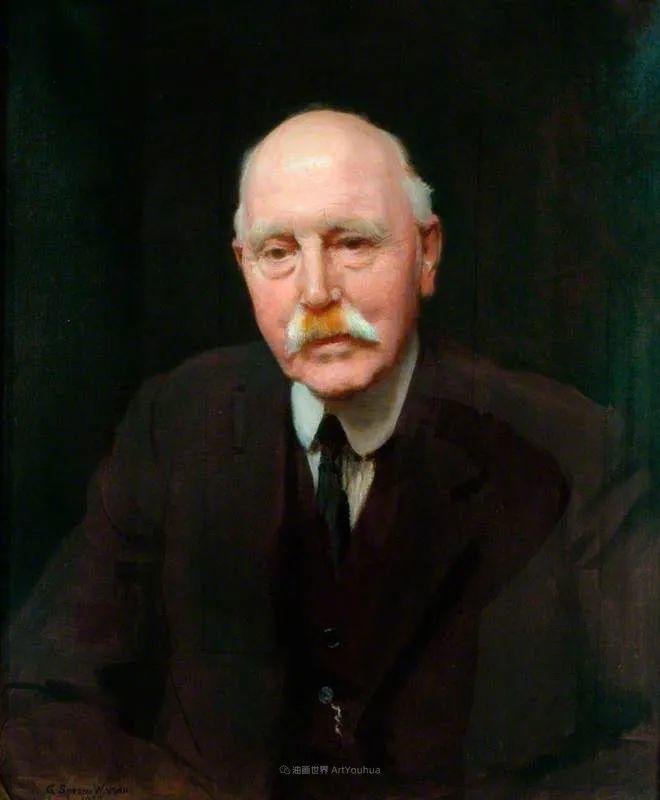 英国浪漫主义晚期肖像画家,皇家美术学院院士乔治·沃森插图55