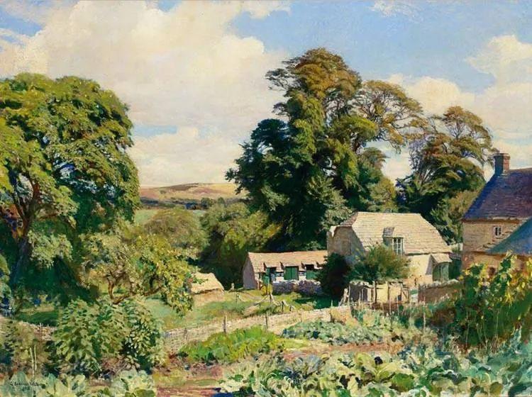 英国浪漫主义晚期肖像画家,皇家美术学院院士乔治·沃森插图65