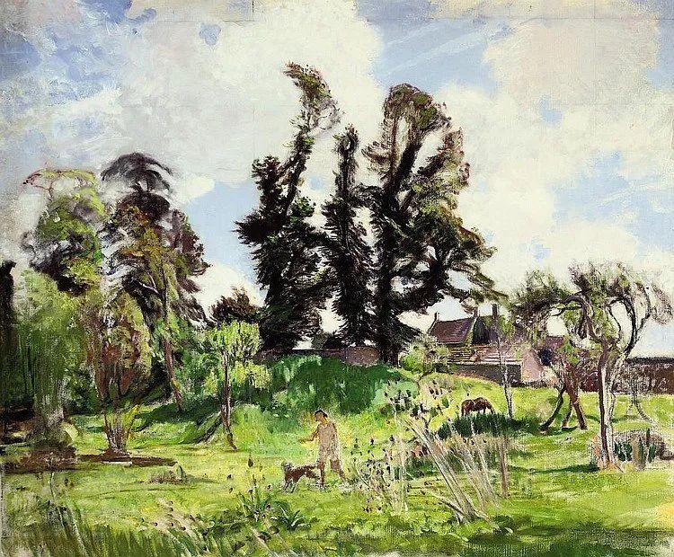 英国浪漫主义晚期肖像画家,皇家美术学院院士乔治·沃森插图67