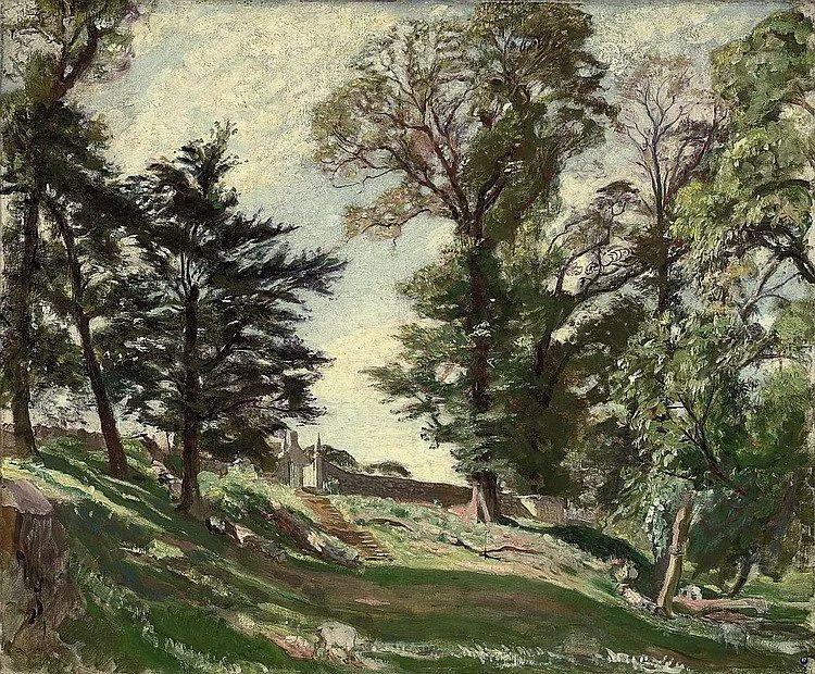 英国浪漫主义晚期肖像画家,皇家美术学院院士乔治·沃森插图71