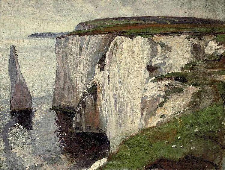 英国浪漫主义晚期肖像画家,皇家美术学院院士乔治·沃森插图87