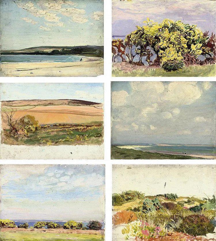 英国浪漫主义晚期肖像画家,皇家美术学院院士乔治·沃森插图91