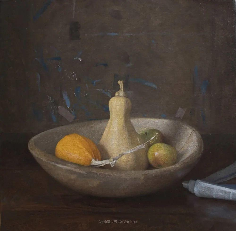 人物肖像与静物,英国女画家南希·弗莱彻插图25