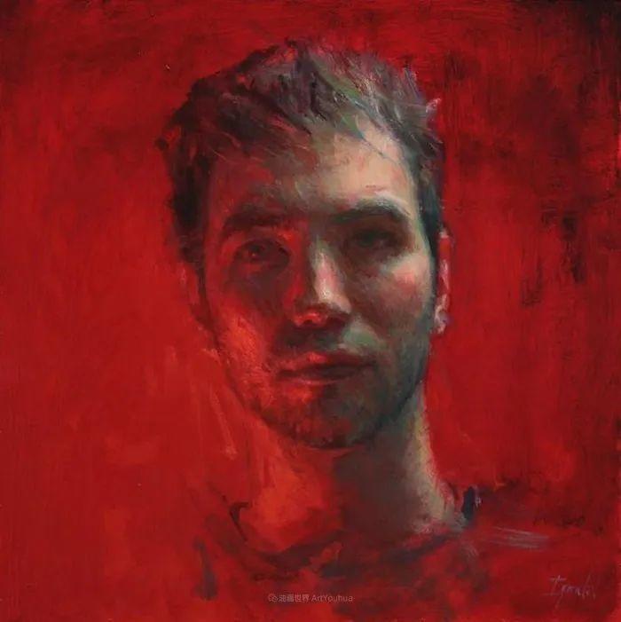 他的画作充满了独特的表现力插图49
