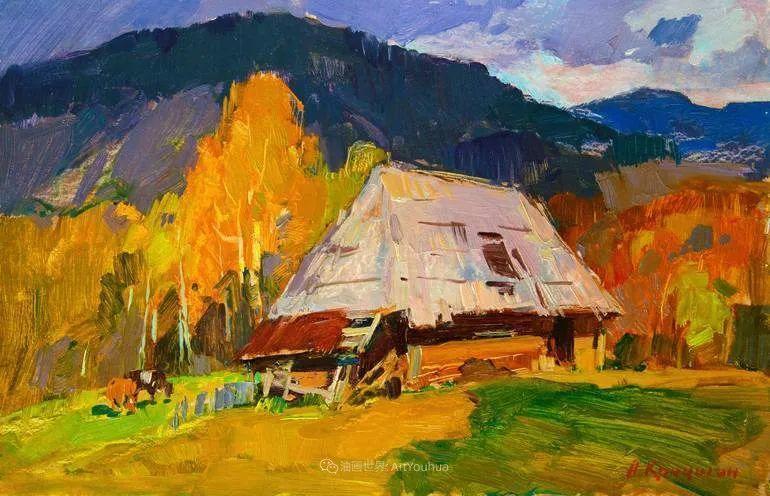 色彩丰富和谐的风景,给人印象深刻插图5