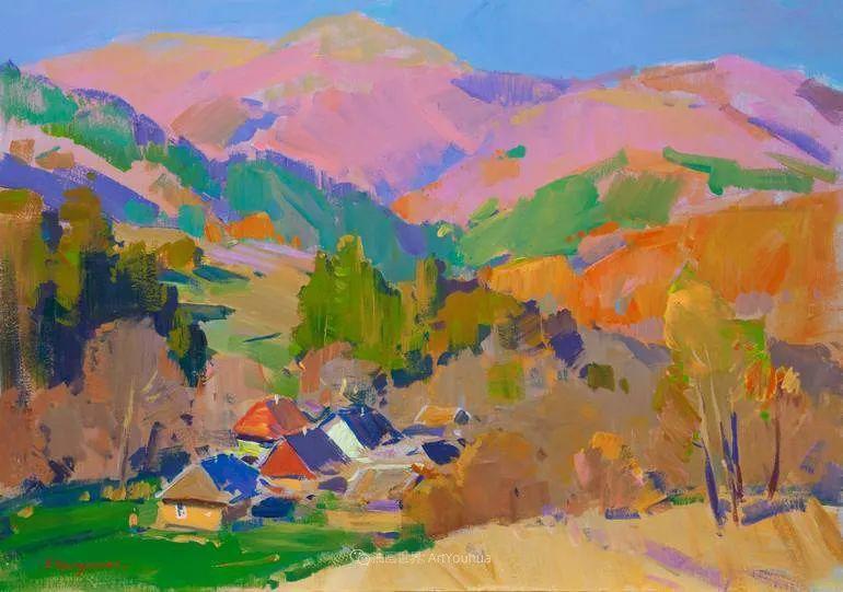色彩丰富和谐的风景,给人印象深刻插图9