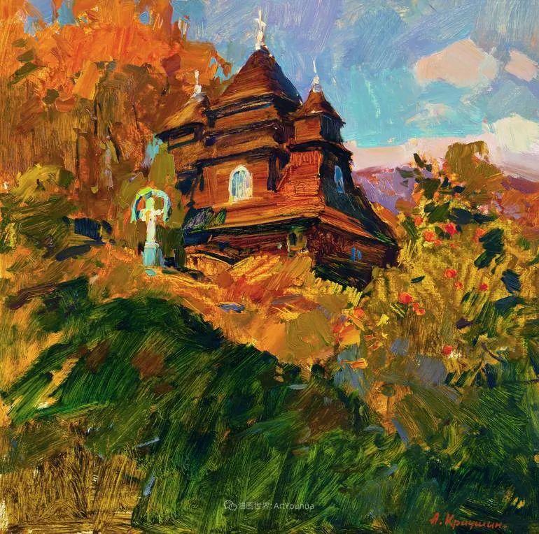 色彩丰富和谐的风景,给人印象深刻插图39