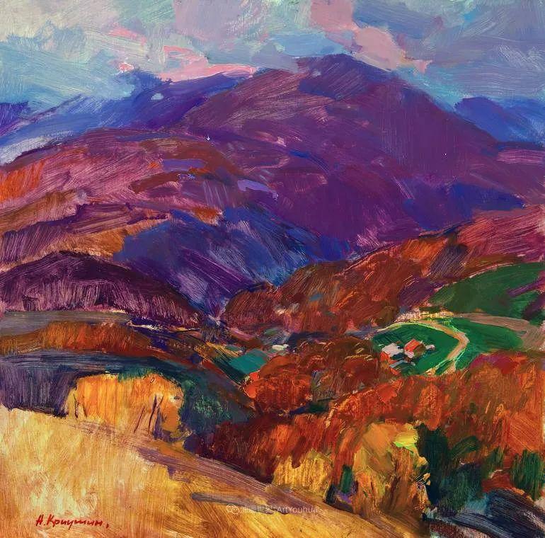 色彩丰富和谐的风景,给人印象深刻插图43