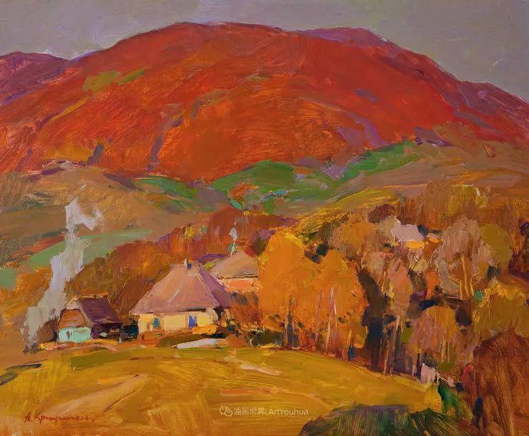 色彩丰富和谐的风景,给人印象深刻插图45