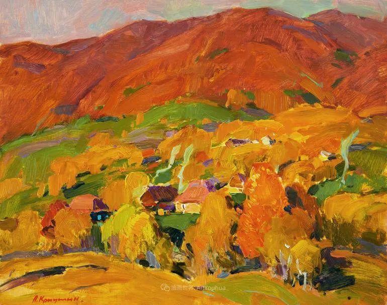 色彩丰富和谐的风景,给人印象深刻插图65