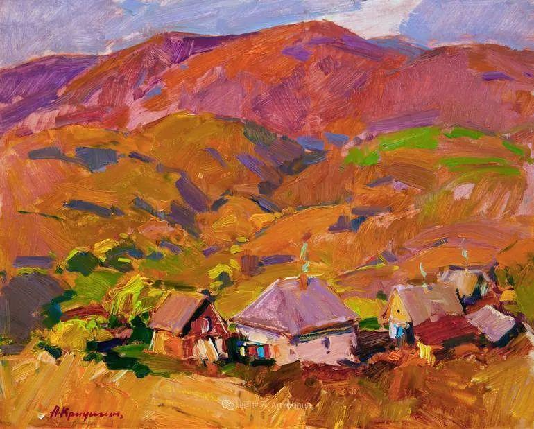 色彩丰富和谐的风景,给人印象深刻插图67